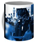 Skynyrd #5 Crop 1 In Blue Coffee Mug