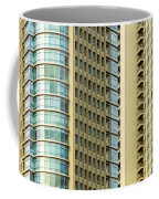 Skyscraper Closeup Coffee Mug