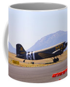 Skytrain In French Valley Coffee Mug