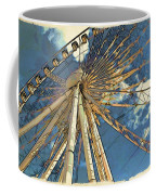 Skywheel At Niagara View Coffee Mug