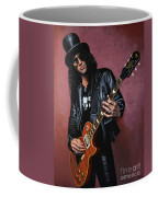 Slash Coffee Mug by Paul Meijering