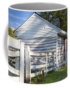 Slave Huts On Southern Farm Coffee Mug