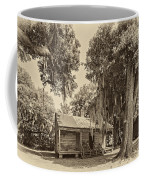 Slave Quarters Sepia Coffee Mug