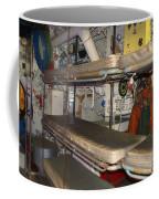 Sleeping Area Russian Submarine Coffee Mug