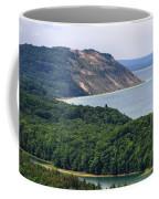 Sleeping Bear Dunes Vista Coffee Mug