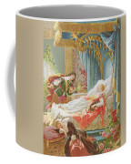 Sleeping Beauty And Prince Charming Coffee Mug