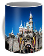 Sleeping Beauty's Castle Coffee Mug