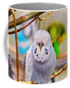Sleeping Budgie Coffee Mug