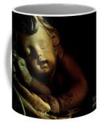 Sleeping Cherub #2 Coffee Mug