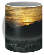 Sleeping City Coffee Mug