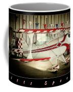 Sleeping Devil 1992 Coffee Mug