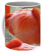 Sleeping Flamingo Coffee Mug