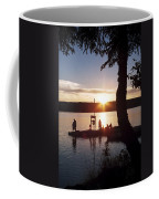 Sleeping Giant Sunset Coffee Mug
