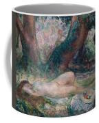 Sleeping Nymph Coffee Mug