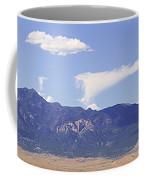 Sleeping Ute Panorama Coffee Mug