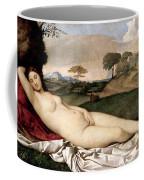 Sleeping Venus Coffee Mug