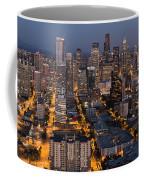 Sleepless In Seattle Coffee Mug