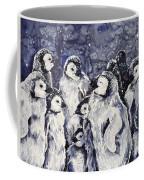 Sleepy Penguins Coffee Mug