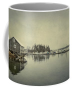 Sleepy Shores Coffee Mug