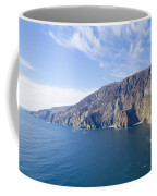 Sleive League On The West Coast Of Ireland Coffee Mug