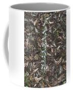 Slender Ladies Tresses Orchids Coffee Mug
