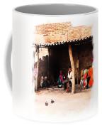 Slice Of Life Mud Oven Chulha Tandoor Indian Village Rajasthani 1b Coffee Mug