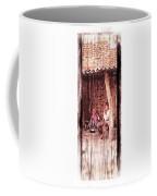 Slice Of Life Mud Oven Chulha Tandoor Indian Village Rajasthani 1c Coffee Mug