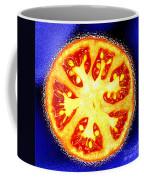 Sliced Tomato Coffee Mug