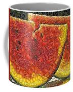 Slices Of Watermelon Coffee Mug