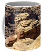 Slickrock Canyon Formations Coffee Mug