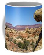 Slickrock Canyon Trail View Coffee Mug