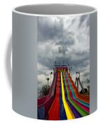 Slide Me To The Moon Coffee Mug