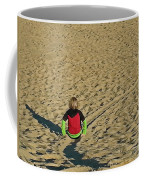 Sliding Path Coffee Mug