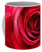 Slimline Red Coffee Mug