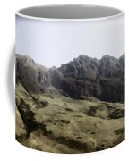 Slope Of Hills In The Scottish Highlands Coffee Mug