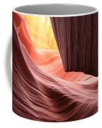Slot Canyon Sun Coffee Mug