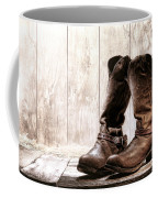 Slouch Cowboy Boots Coffee Mug