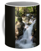 Slow Shutter Waterfall Scotland Coffee Mug