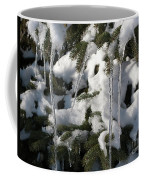 Slow Snow Melt Coffee Mug