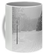 Slowed To A Walk Coffee Mug