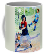 Slugger And Kicker Coffee Mug