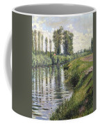 Small Branch Of The Seine At Argenteuil Coffee Mug