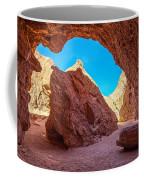 Small Canyon In Chile Coffee Mug