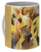 Small Composition 1913 Coffee Mug