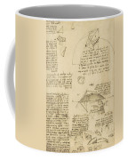 Small Front View Of Church Squaring Of Curved Surfaces Triangle Elmain Or Falcata Coffee Mug