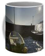 Small Port In Backlight Coffee Mug