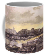 Small-port Santander Coffee Mug