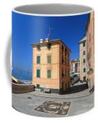 small square in Sori Coffee Mug
