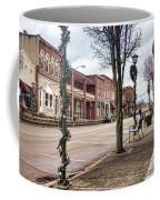 Small Town Christmas Coffee Mug