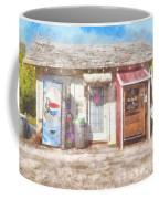 Small Town Pit Stop  Coffee Mug
